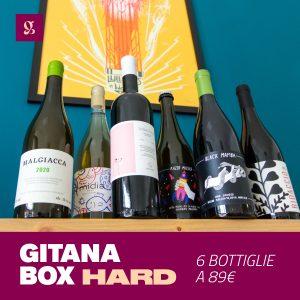 Box Hard Gitana